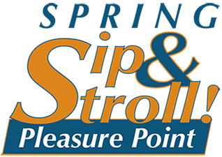 Pleasure Point Sip and Stroll